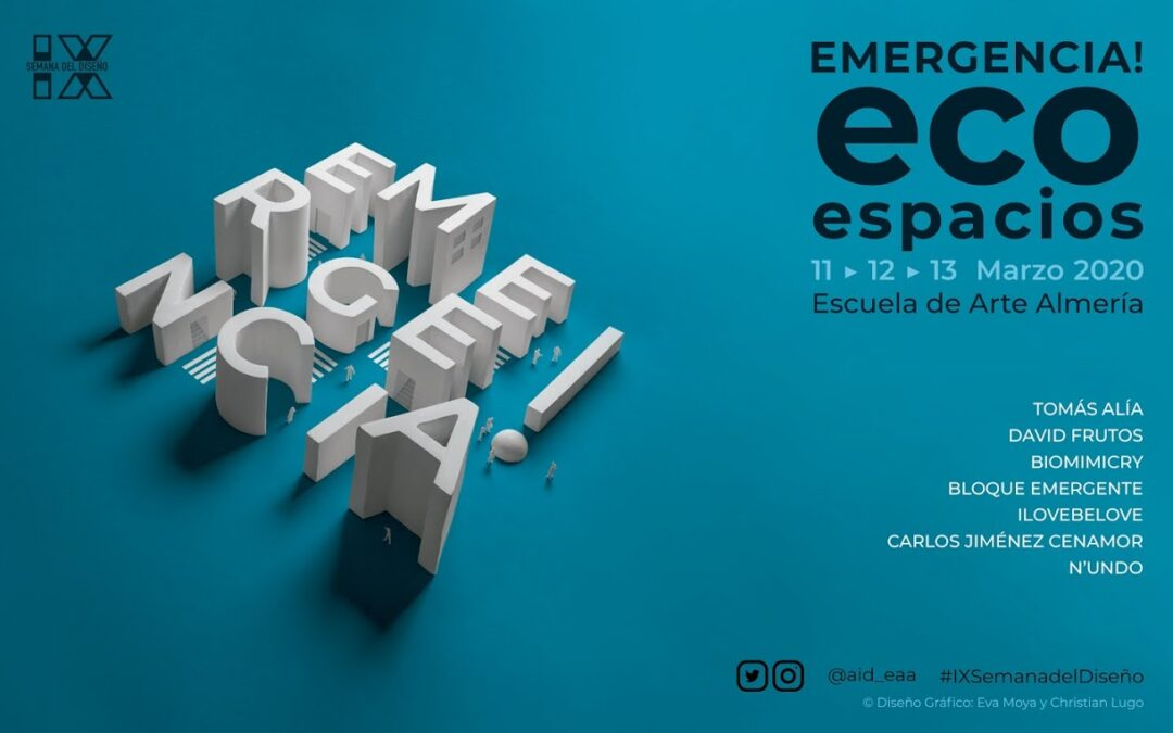 Charla y taller Escuela de Arte de Almería