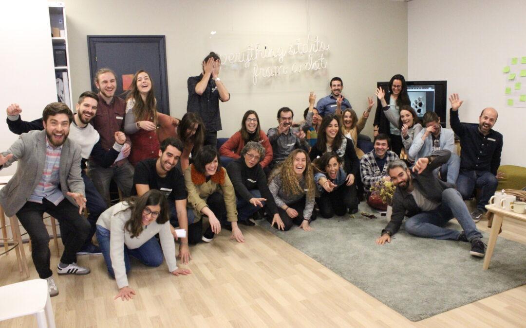 Jornadas con la empresa DOT (Bilbao)