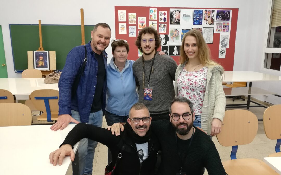 Workshop Biomimicry Telmo Dice Málaga